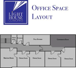 Click Office Space Layout To View Full Size